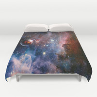 Gift Shooting Star Design Duvet Cover by Store2u
