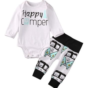 Happy Camper Outfits