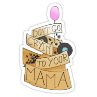 Paramore - Don't Go Cryin' To Your Mama
