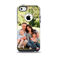 The Add Your Own Image Skin for the iPhone 5c OtterBox Commuter Case