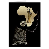 The Motherland Africa Card