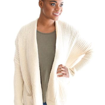 Snow Walk Cardigan