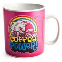 Giant Unicorn Mug - Tragic Beautiful buy online from Australia
