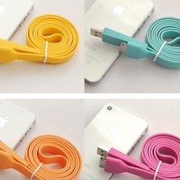 Colorful Charge Cable For IPhone 4,.. on Luulla