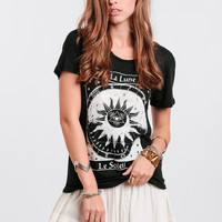 La Lune Graphic Tee