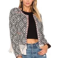 Tularosa Santa Fe Jacket in Black