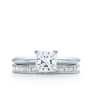 Tiffany & Co. | Engagement Rings | Princess Cut | United States