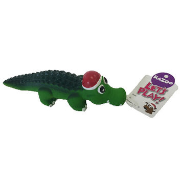 Christmas Kazoo Crocodile Small