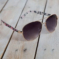 BKE Bloom Sunglasses