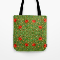 Hello, Sunny Tote Bag by Irene Cortez Illustration
