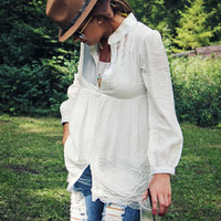Winter Solstice Blouse