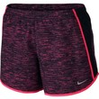 Nike Pro Set the Pace Tempo Track Short Black Hyper Pink Running 645593-639