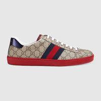 Gucci Supreme low-top sneakers