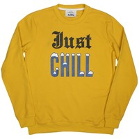 Altru Apparel Just Chill Sweatshirt L/S  (Only S & XL)