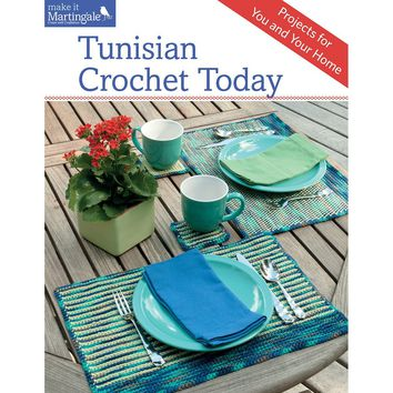 Martingale & Company-Tunisian Crochet Today