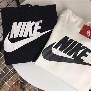 Autumn and Winter NIKE Sweater Hoodie for Women Men