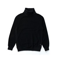 Publish Behan Knitted Turtle Neck In Black
