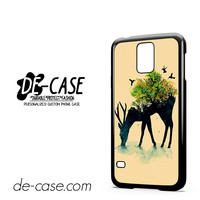 Deer Tree Bird For Samsung Galaxy S5 Case Phone Case Gift Present
