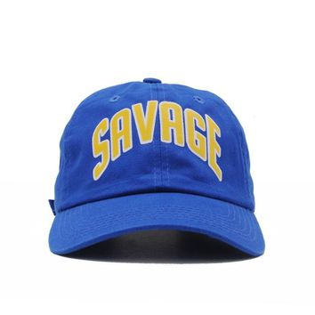 Oakland Savage Dad  hat