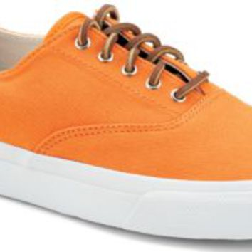 Sperry Top-Sider Cloud CVO Canvas Sneaker Orange, Size 5.5M  Men's