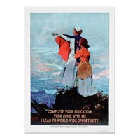 Student Nurse Recruiting (US00312) Posters from Zazzle.com