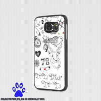 Louis Tomlinson Tattoo for iphone 4/4s/5/5s/5c/6/6+, Samsung S3/S4/S5/S6, iPad 2/3/4/Air/Mini, iPod 4/5, Samsung Note 3/4 Case * NP*