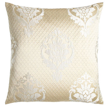 European Brenner Medallion Sham - Isabella Collection by Kathy Fielder