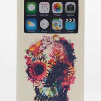 Grateful Iphone 6Plus Wallet Phone Case