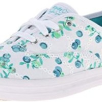 Keds Women's Taylor Swift's Champion Eyelet Berry Fashion Sneaker