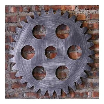 Industrial Style Gear Wall Haning Decoration    K