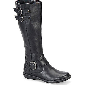 Born Caravelli Tall Boots - Black