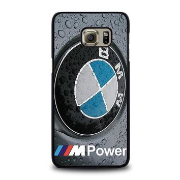 bmw samsung galaxy s6 edge plus case cover  number 1