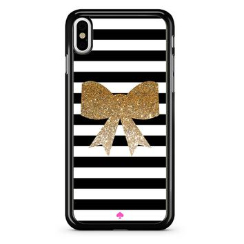 Michael Kors Strips iPhone X Case