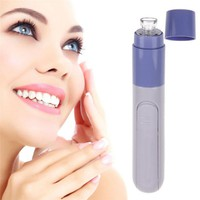 Facial Pore Blackhead Vacuum Suction Machine Blackhead Remover Mini Handheld Face Pore Cleansing Device Acne Remover Cleaner