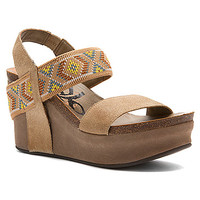 Women's | OTBT Bushnell - Sahara - FREE SHIPPING at Shoes.com