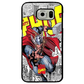 Thor TPU+PC Case For Samsung Galaxy S8