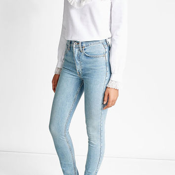 Skinny Jeans - RE/DONE | WOMEN | US STYLEBOP.COM
