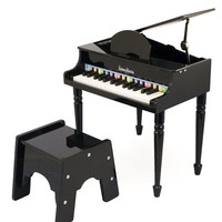 Tinker Play Piano, Black - MELISSA & DOUG