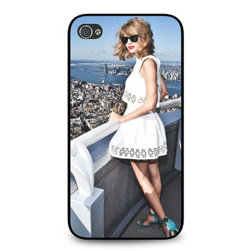 taylor swift cover city iPhone 4 | 4S Case