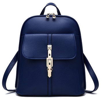 Sleek Beautiful Pocket Mini Backpack