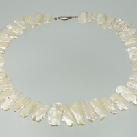 Freshwater Pearl Collar Necklace