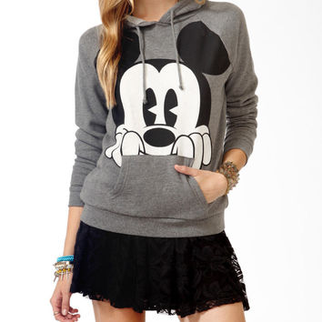 Perched Mickey Mouse® Hoodie