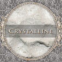 CRYSTALLINE Mineral Eyeshadow: 5g Sifter Jar, Sparkle White, Vegan Cosmetics, Glitter Eyeshadow