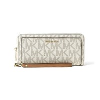 MICHAEL Michael Kors Signature Travel Continental Wallet