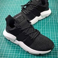 Adidas Originals Prophere Undftd Black White Sport Running Shoes - Best Online Sale