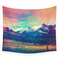 Society6 Grand Illusion. Wall Tapestry