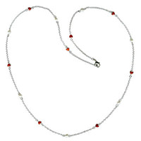 Playful Heart Necklace