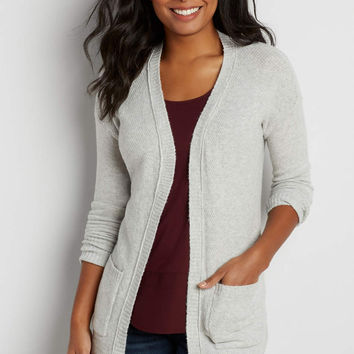soft dolman cardigan with pockets | maurices