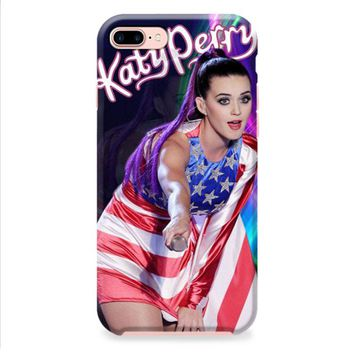 Katy Perry US flag iPhone 8 | iPhone 8 Plus Case