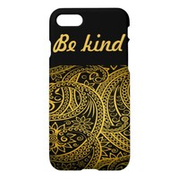 be kind iPhone 7 case